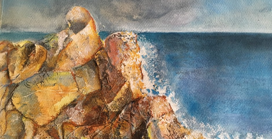 Sardinia - Rock Study 2