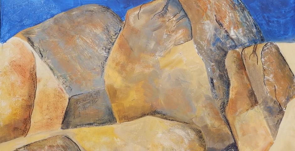 Sardinia - Rock Study 4