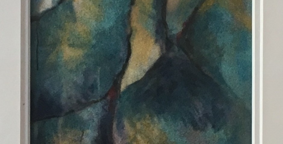 Hot rocks (12x32cm)